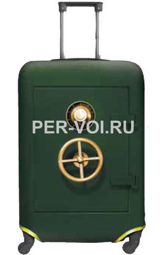 """Чехол для чемодана S """"ITATI"""" Артикул: Сейф"""