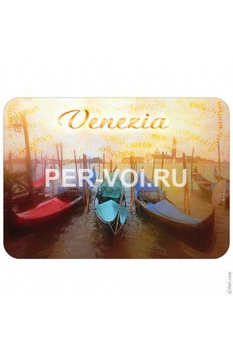 """Оригинальный придверный коврик с прикольным рисунком 48х67 """"ITATI"""" Артикул: Венеция"""