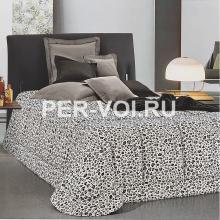 """Леопардовое стеганое покрывало на двуспальную кровать 265х265 """"GF FERRARI"""" Артикул: Ольга"""