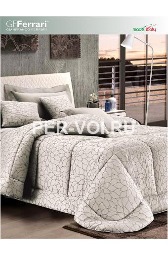 """Итальянское одеяло-покрывало на двуспальную кровать 270х270 """"GF FERRARI"""" Артикул: Оланда"""