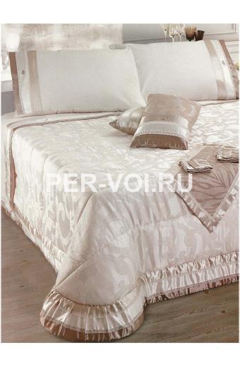 """Одеяло-покрывало 260х270 + 2 декоративные подушки """"RENATO BALESTRA"""" Артикул: Дебора"""