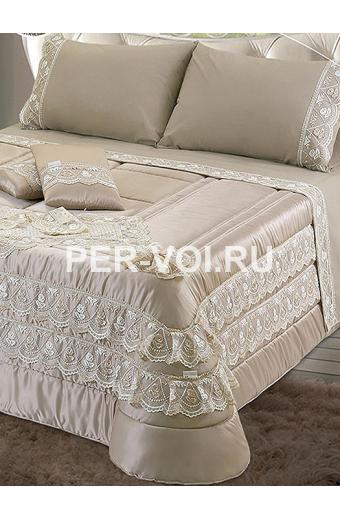 """Одеяло-покрывало 260х270 + 2 декоративные подушки """"RENATO BALESTRA"""" Артикул: Пенелопе"""