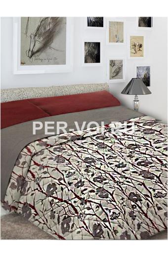 """Изящное итальянское покрывало на кровать 260х270 """"SERVALLI"""" Артикул: Магда"""