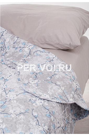 "Тонкое одеяло-покрывало с волнистыми краями 255х255 ""SERVALLI"" Артикул: Санремо"
