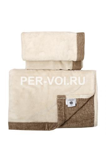 """Комплект из трёх бамбуковых полотенец """"GF FERRARI"""" Артикул: Панда 1"""
