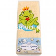 """Детское махровое полотенце в наборе 2 штуки """"MELANGIO"""" Артикул: Дисней (Царевна лягушка)"""
