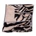 """Набор из двух махровых полотенец в пакете """"ROBERTO CAVALLI"""" Артикул: Зебра"""