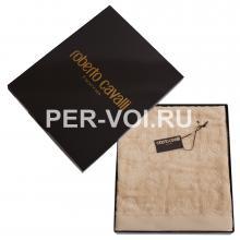 """Набор из двух махровых полотенец """"ROBERTO CAVALLI"""" Артикул: Лого"""