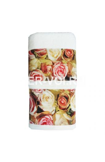 "Махровые полотенца в наборе 2 штуки ""SERVALLI"" Артикул: Лариса"
