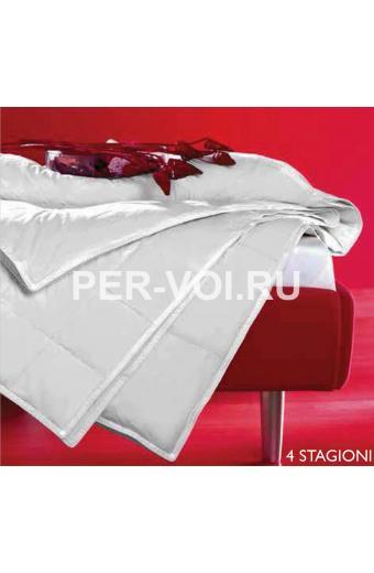 """Всесезонное одеяло на кнопках 200х250 """"GF FERRARI"""" Артикул: Бергамо"""
