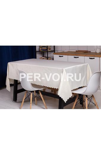 """Скатерть на стол для кухни 140х240 """"GRAND TEXTIL"""" Артикул: 1045"""