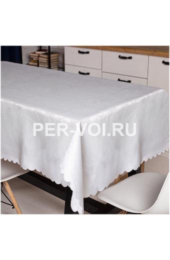"""Скатерть на стол для кухни 140х180 """"GRAND TEXTIL"""" Артикул: Бианка"""