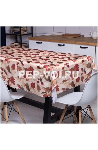 """Скатерть на стол для кухни 140х180 """"GRAND TEXTIL"""" Артикул: Лив"""