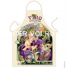 Прикольный женский фартук для кухни № 28443